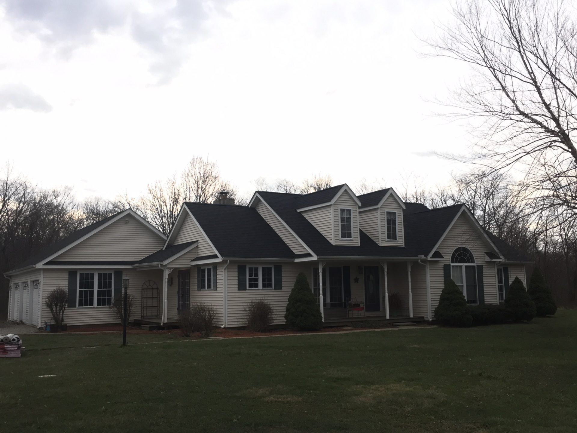 Oakridge Roof Shingle Swatches Warner Roofing